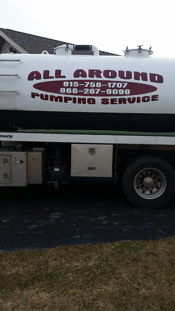 Kingston, IL - Septic inspection