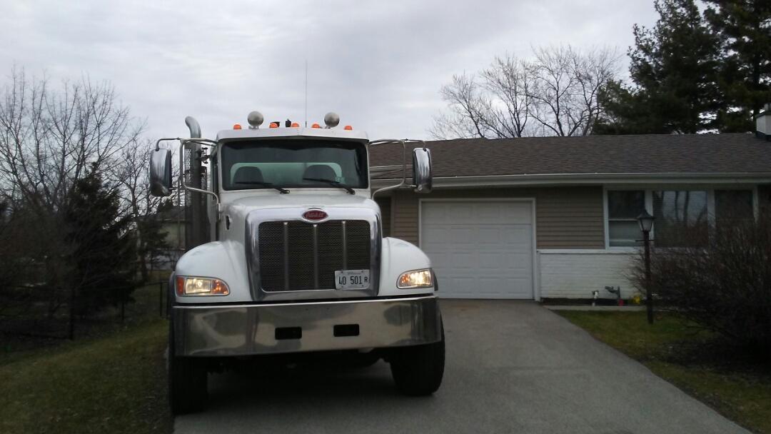 Shabbona, IL - Pump and clean septic tank