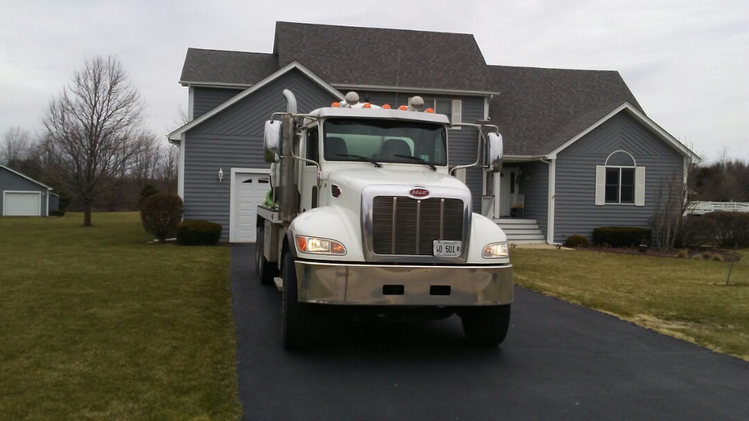 Genoa, IL - Pump and clean lift station & septic tank