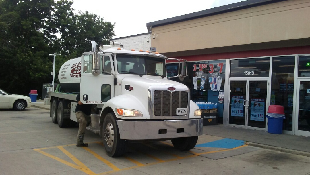 Crest Hill, IL - Pump and clean inside grease trap