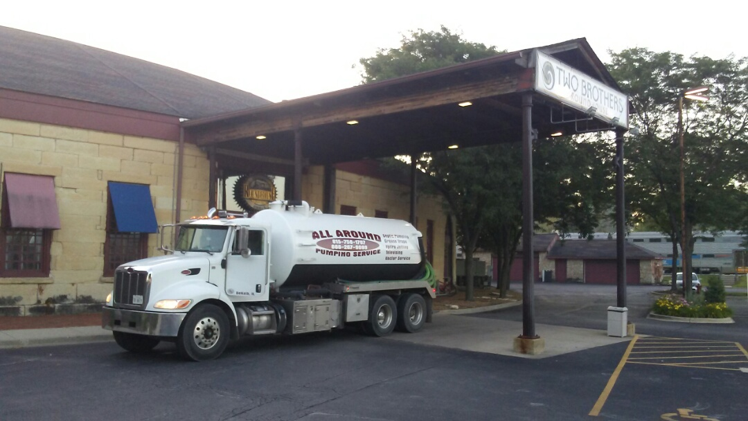 Aurora, IL - Pump and clean inside and outside grease trap