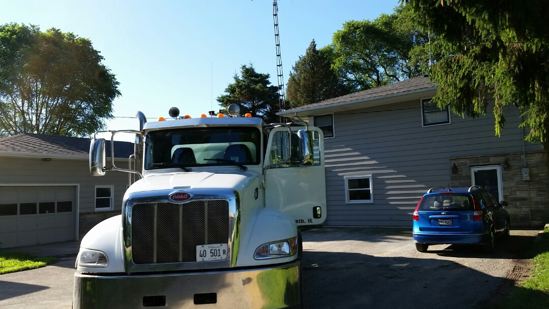 Sycamore, IL - Pump and clean septic tank