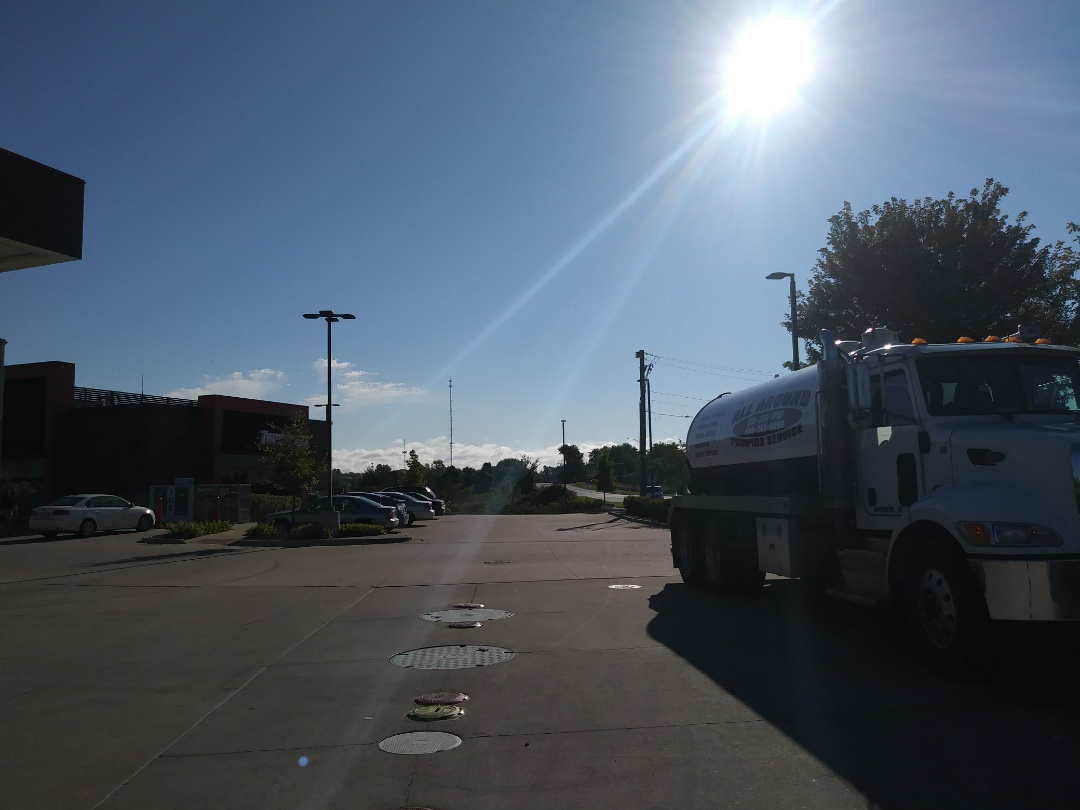 Aurora, IL - Pump and clean outside grease trap