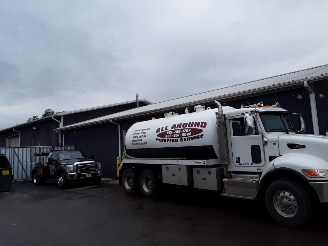 DeKalb, IL - Pump and clean catch basin