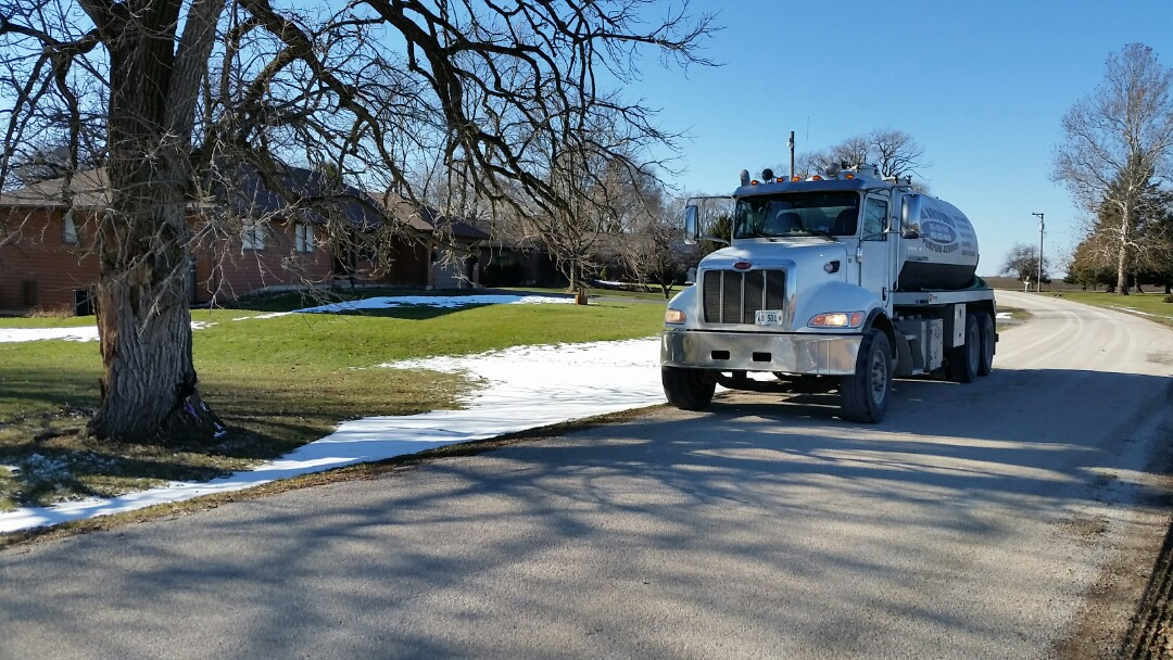 Sycamore, IL - Pump and clean clear stream unit