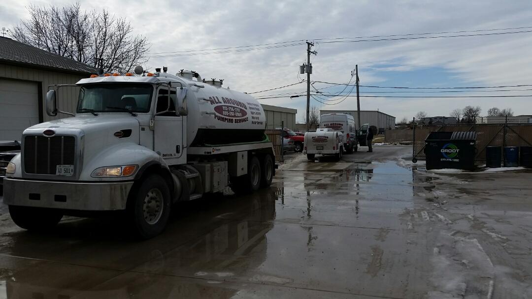 Plainfield, IL - Pump and clean storm basins