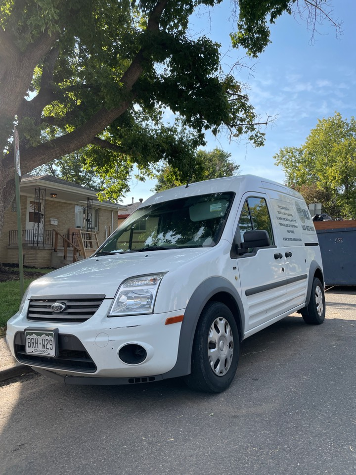 Denver, CO - Sewer Lines Only is on site today to perform a main line sewer cleaning for the property! Unfortunately, this sewer line was a little longer than our cleaner. We were able to inspect the line and recommend another reputable company to assist this customer!