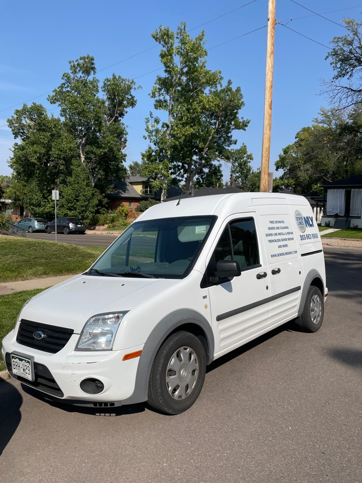 Denver, CO - Sewer Lines Only is on site today to perform a main line sewer cleaning for the property! Unfortunately, this line was unable to be cleaned, and we were able to provide the customer with a free estimate! Sewer Lines Only has years of experience unclogging and replacing secondary and main sewer lines all over Denver!