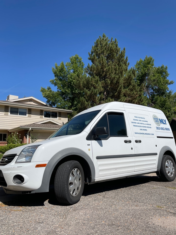 Littleton, CO - Sewer Lines Only is on site today to perform a main line sewer cleaning for the property! Sewer Lines Only has years of experience unclogging and replacing secondary and main sewer lines all over Denver!