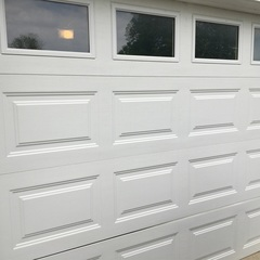 Service Call: Residential Garage Door Issue: The door will not close. Work Completed: The technician replaced the spring and cables. technician Tested the door Multiple times for safe and proper operation.