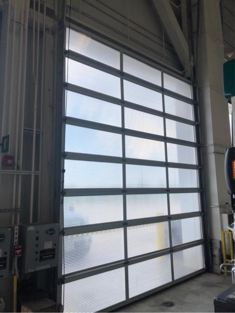 Service Call: Commercial Overhead Door
