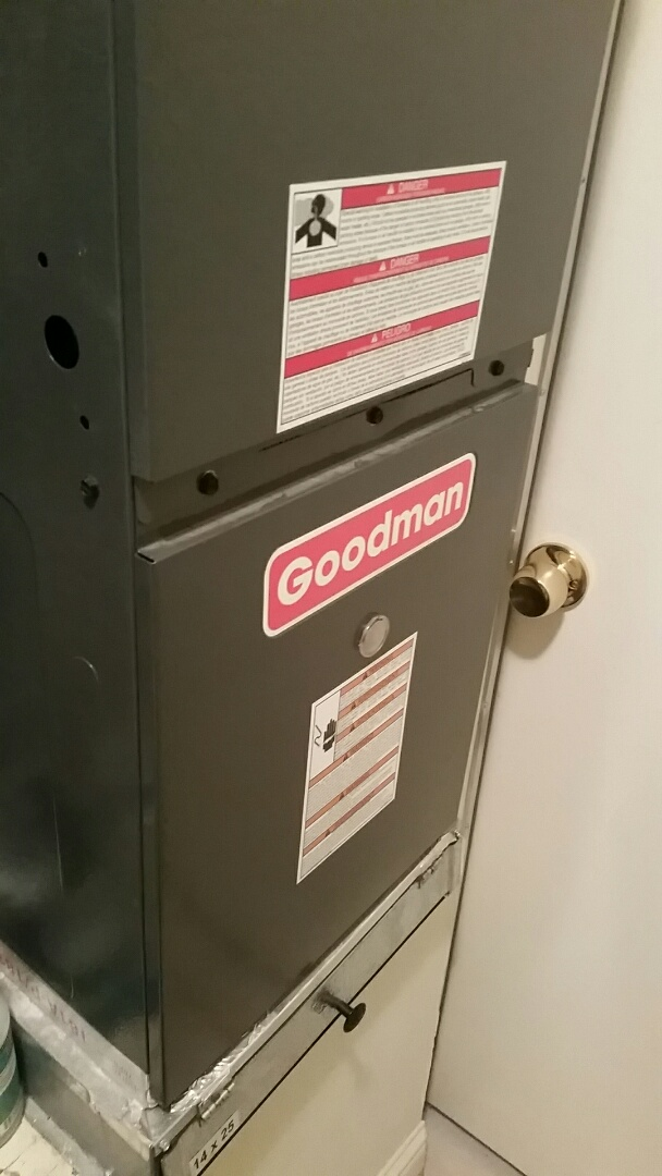 "Austin, TX - ""Thank Goodness for Goodman"""