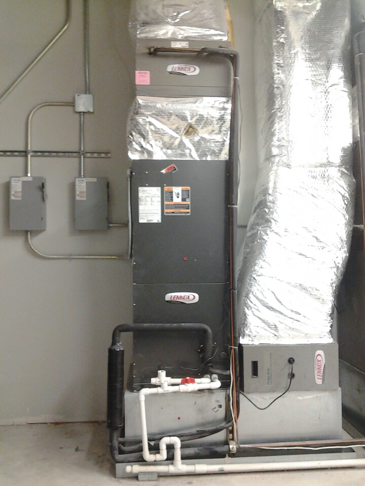 Jacksonville, FL - lennox ahu with advanced dehumidification