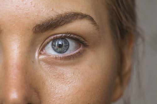 Microblading will leave natural-looking hair-strokes while microshading leaves small pinpoint dots. This method will last from 1-3 years with maintenance.
