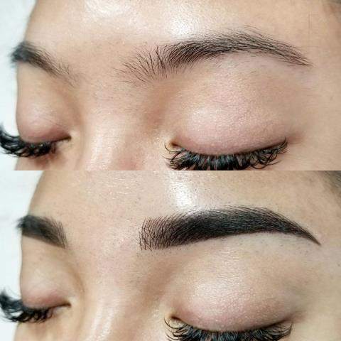 Salem, NH - Eyebrows- Lamination, Waxing, And Tinting By Million Dollar Brows.