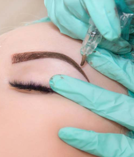 Making up your eyebrows every morning takes up so much time. Learn More: https://milliondollarbrows.com/eyebrows/