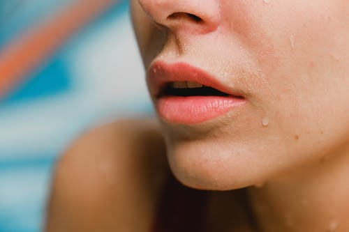 Keep lips lubricated with (PETROLEUM or AQUAPHORE) for at least 2 weeks after Lips procedure.
