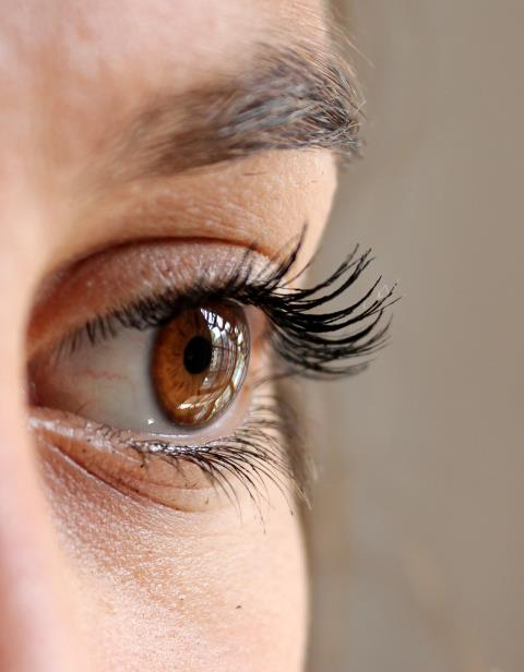 A lash lift acts like a perm for your lashes.