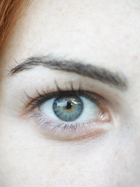 The shape of your eyebrows is pretty much in your control.