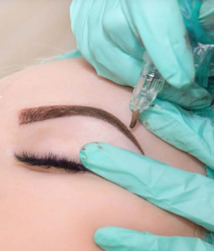 How Does Eyebrow Lamination Work? Learn More Here: https://milliondollarbrows.com/eyebrows/
