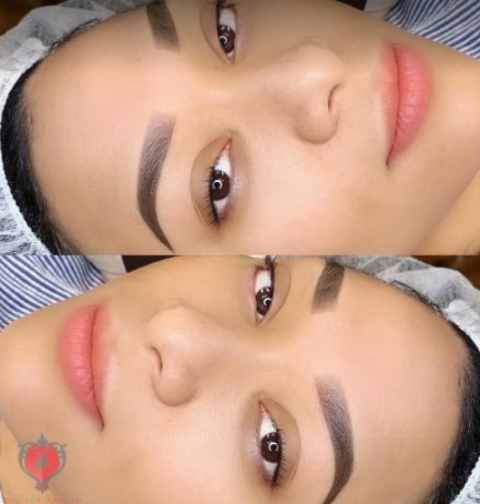 Barrington, NH - Ombre brows benefits all skin types.
