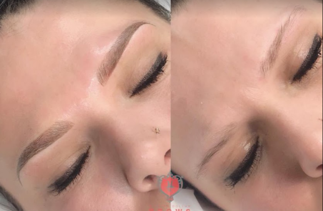 Do you want to have a  soft and natural eyebrow look? Then Ombre Brows is the right option for you.