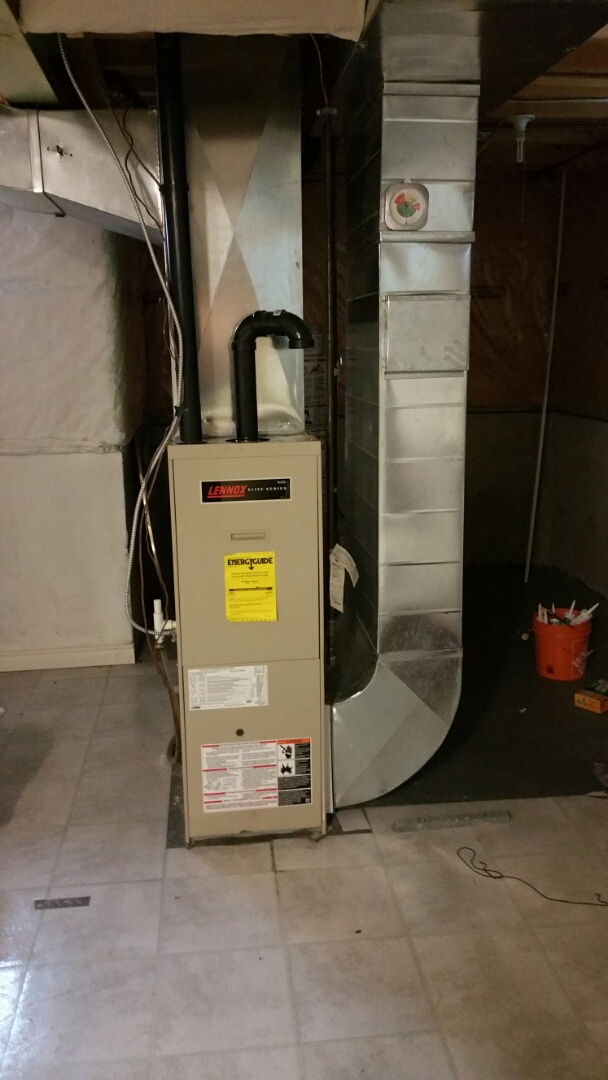 Newmarket, ON - Furnace replacement
