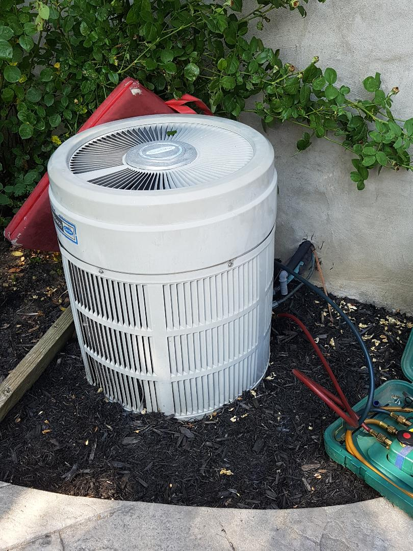 Newmarket, ON - Carrier airconditioner repair