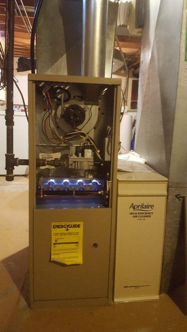 Newmarket, ON - No heat call on gas furnace