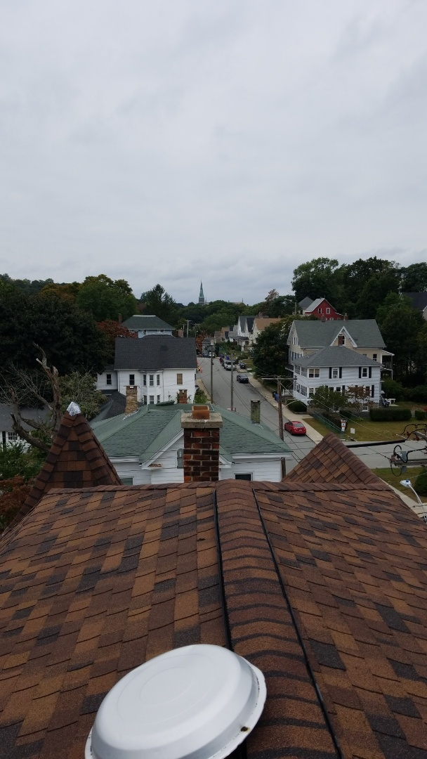 Norwich, CT - roofing