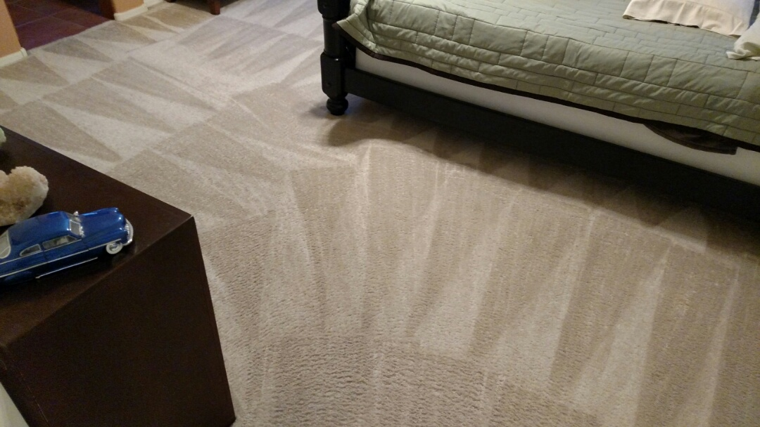 Cleaned carpet for a new PANDA family in Gold Canyon, AZ 85118.