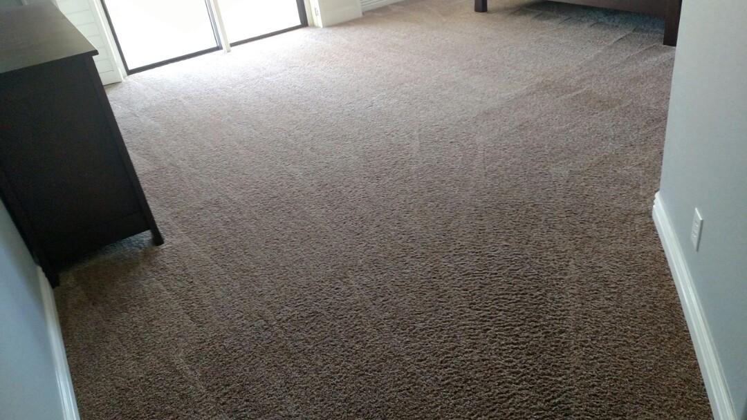 Cleaned carpet for a regular PANDA customer in Gilbert, AZ 85297.