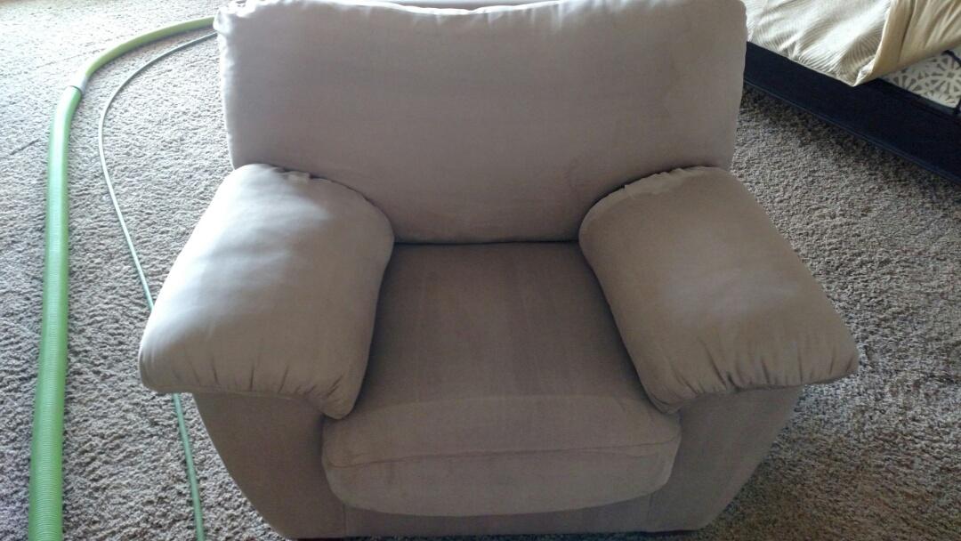 Cleaned carpet and upholstery for a regular PANDA family in Gilbert, AZ 85295.
