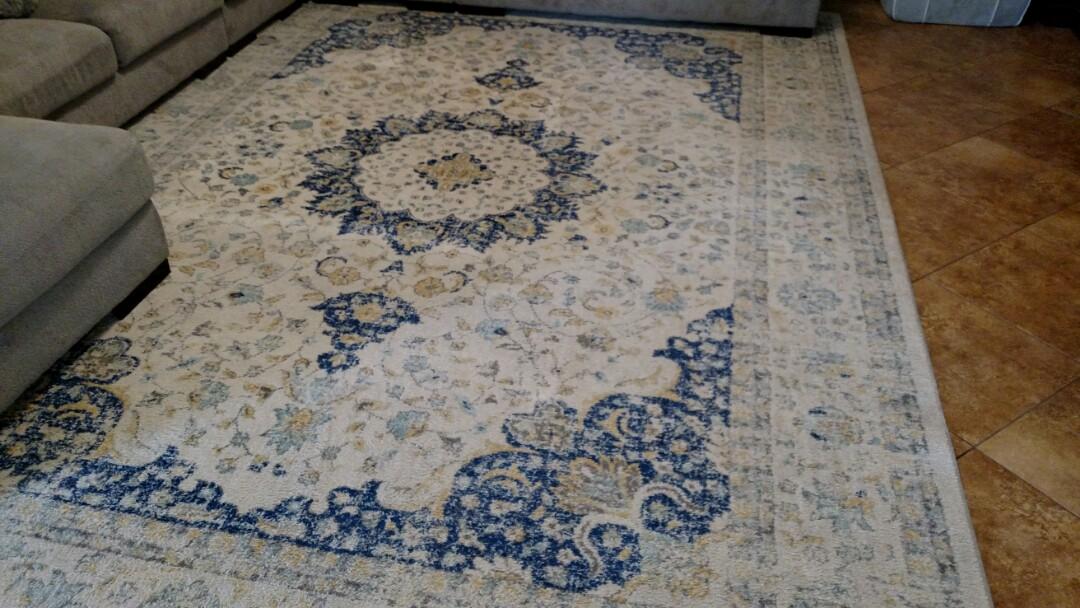 Cleaned carpet for a regular PANDA family in Mesa, AZ
