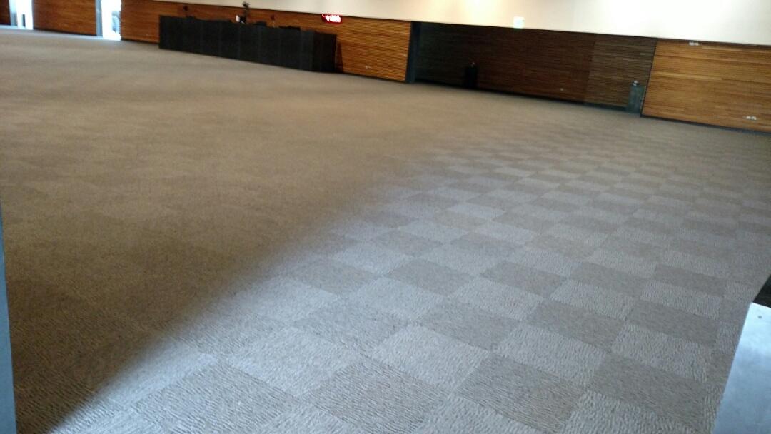 Gilbert, AZ - Cleaned 12000sf of commercial carpet for a regular PANDA customer in Gilbert, AZ 85233.