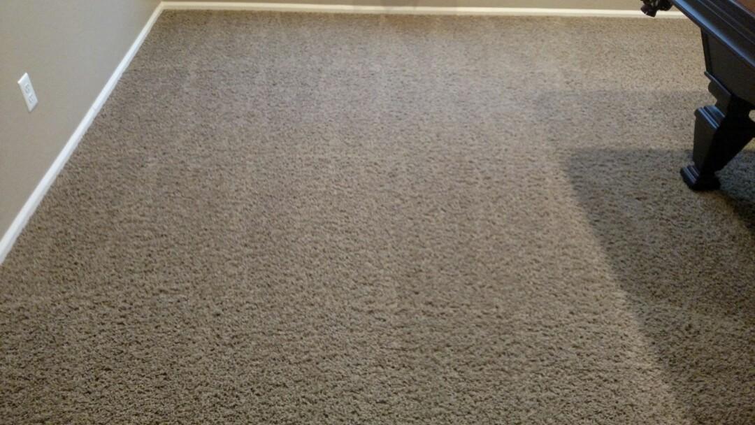 Gilbert, AZ - Cleaned carpet for a new PANDA family in Layton Lakes, Gilbert, AZ 85298.
