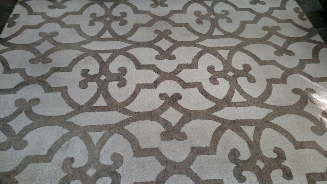 Gilbert, AZ - Cleaned carpet, upholstery and area rugs for a regular PANDA customer in Ashley Heights, Gilbert, AZ 85295.