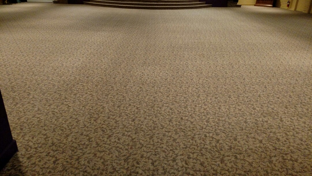 Cleaned commercial carpet for a regular PANDA customer in Chandler, AZ 85225.