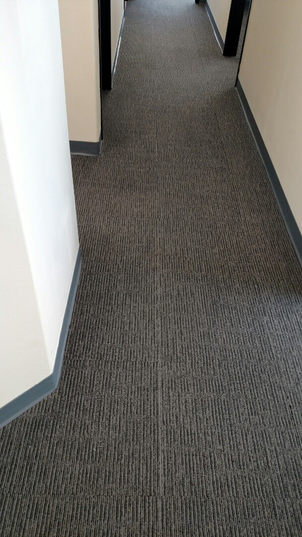 Cleaned commercial carpet for a new PANDA customer in Mesa, AZ 85206.