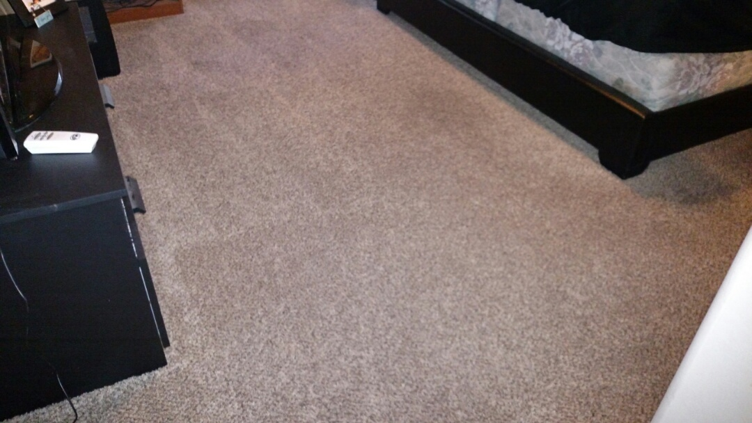 Cleaned carpet for a regular PANDA customer in Chandler, AZ 85286.