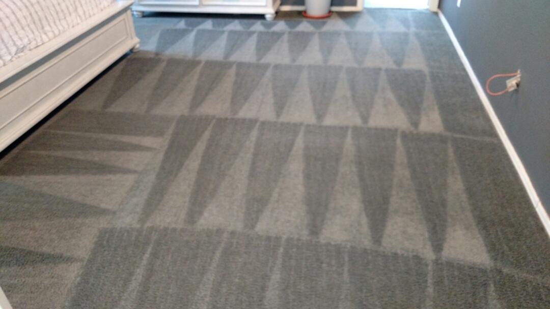 Gilbert, AZ - Cleaned carpet & upholstery for a new PANDA family in Spectrum, Gilbert, AZ 85295.