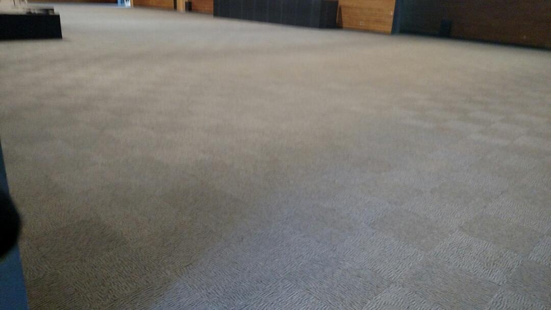 Cleaned 12K square foot of commercial carpet for a regular PANDA customer in Gilbert, AZ 85233.