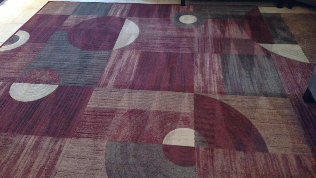 Gilbert, AZ - Cleaned carpet upholstery & area rugs for a regular PANDA family in Gilbert, AZ