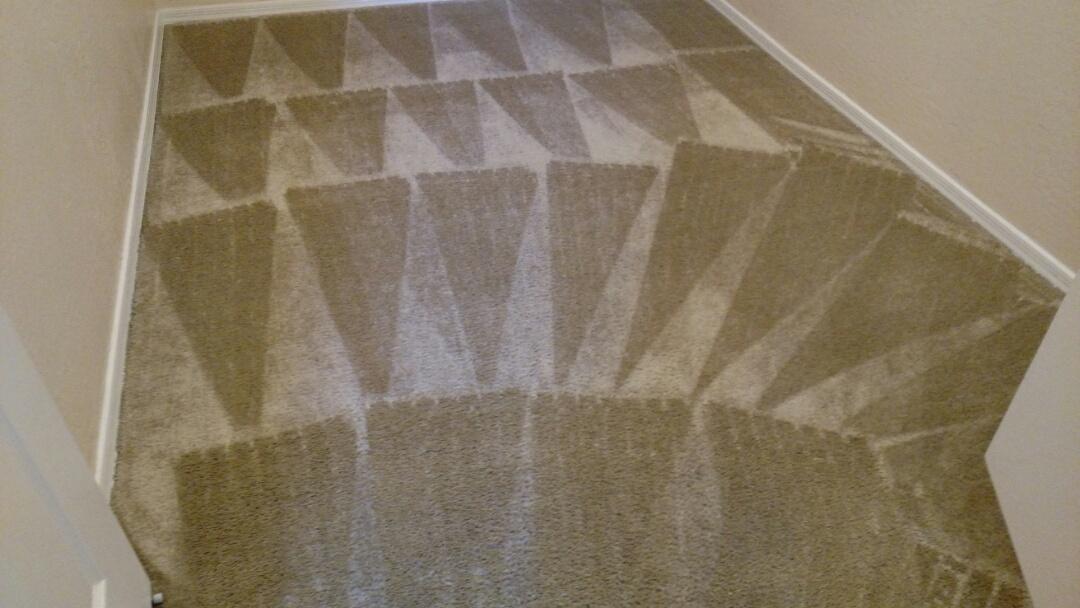 Gilbert, AZ - Cleaned carpet for a new PANDA customer in Lyons Gate, Gilbert, AZ 85295.