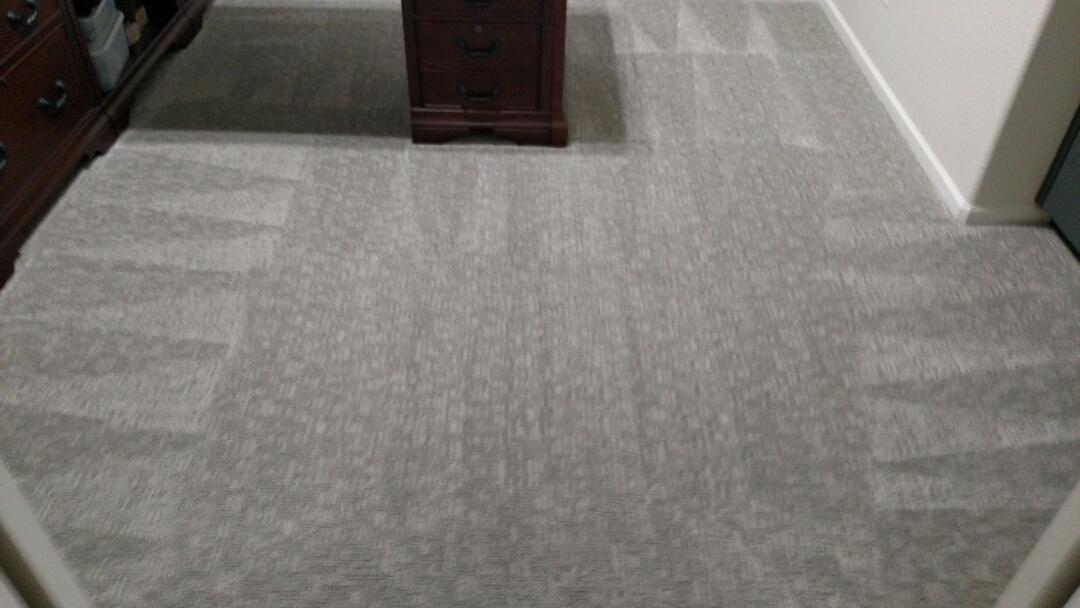 Gilbert, AZ - Cleaned carpet for a regular PANDA family in Jake's Ranch, Gilbert, AZ 85295.