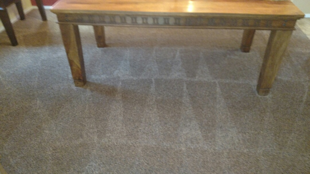 Gilbert, AZ - Cleaned carpet for a regular PANDA family in Ashley Heights, Gilbert, AZ 85295.