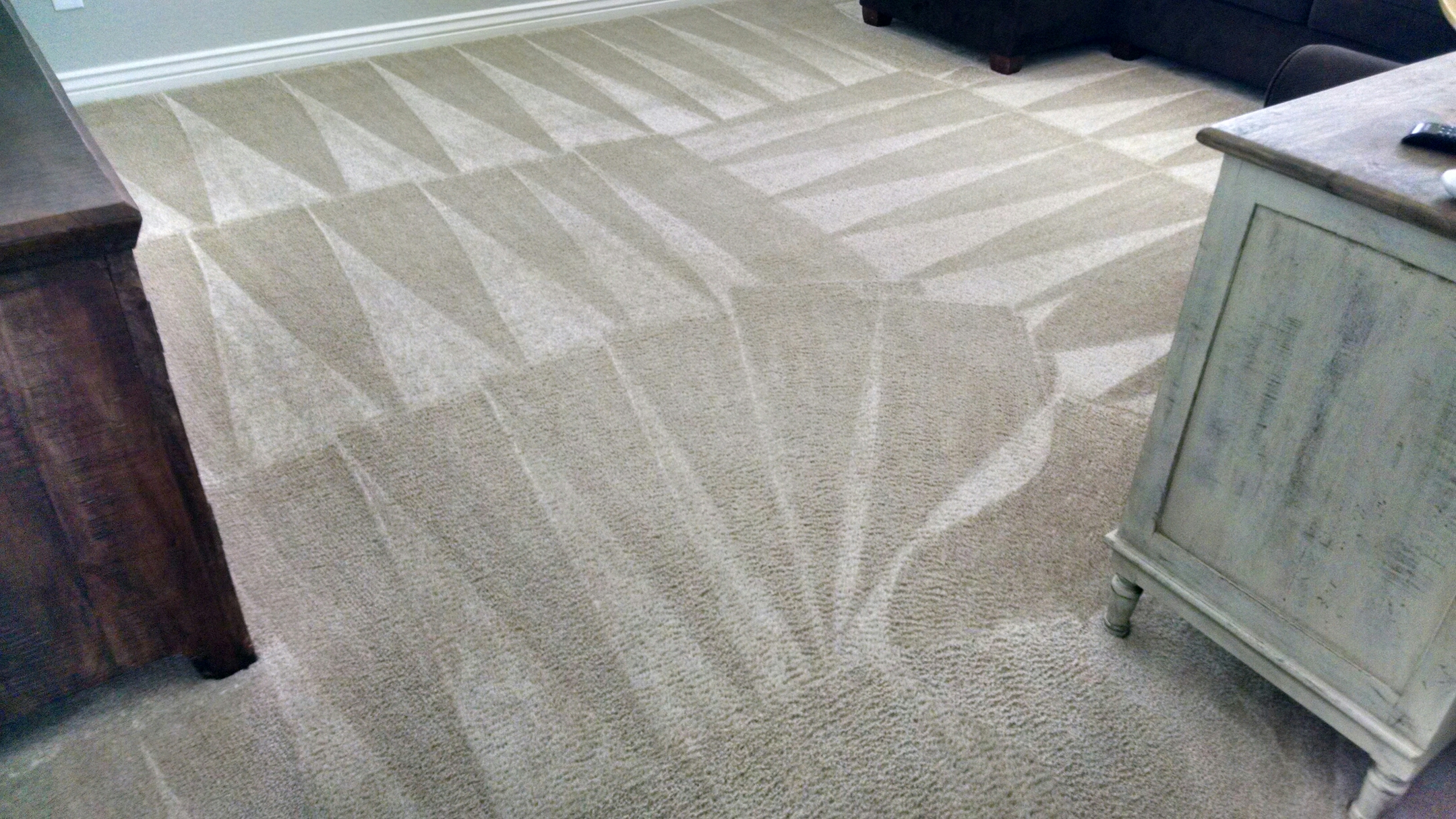 Mesa, AZ - Completed cleaning carpet for a regular PANDA family in Lehi Crossing, Mesa, AZ 85213.