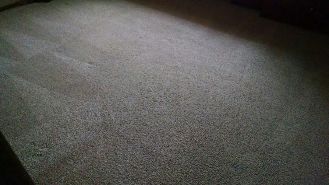 Mesa, AZ - Completed cleaning carpet for a new PANDA customer in Mesa AZ, 85202.