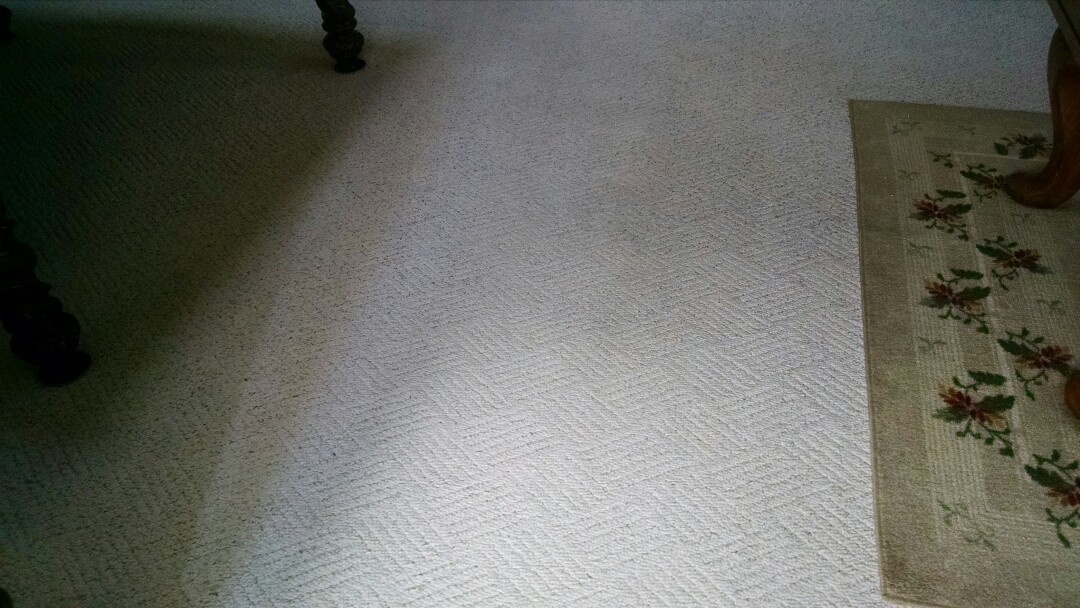 Chandler, AZ - Completed cleaning carpet for a longtime PANDA family in Chandler, AZ 85286.