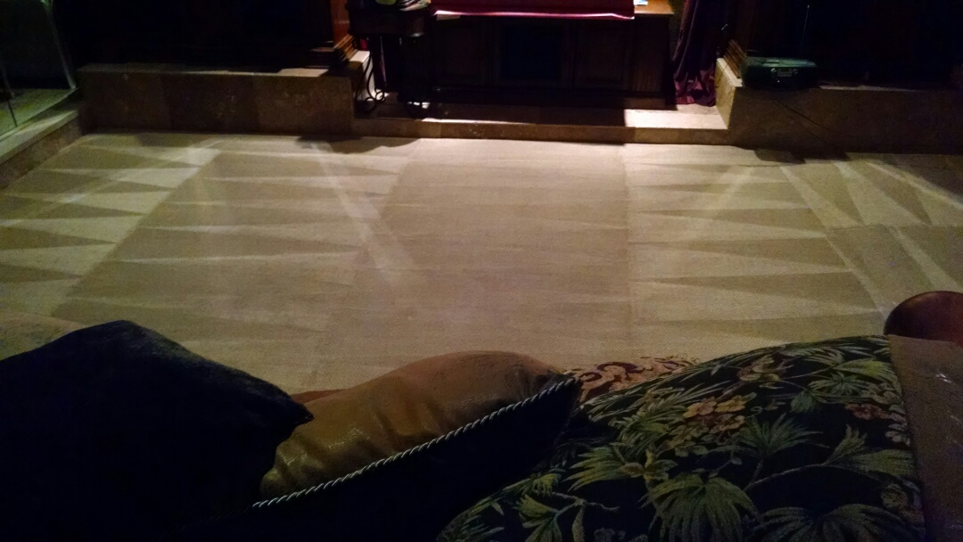 Chandler, AZ - Cleaned carpet for a new PANDA family in Oakwood Hills, Sun Lakes, AZ 85248.